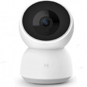 XIAOMI IMILAB Home Security Camera A1 1296p (EU), White, 360° IP Camera, WiFi, 110° wide-angle lens, 2-way audio connection, Infrared Night Vision Sensor, 2 external antennas, MicroSD up to 256GB