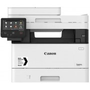 MFD Canon MF443DW, Mono Printer/DADF/Duplex/Scanner/,Net,WiFi, A4, 1200x1200 dpi, 38ppm, Up to 80k ,1Gb, Scan 9600x9600dpi-24 bit, 12.7 cm LCD,Paper Input  250-sheet tray, 100-sheet tray, USB 2.0,  Cartridge 057/057H (3100/10000 pages* 5%)