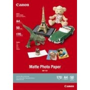 Paper Canon MP-101, A4, (210x297mm), Matte Photo (Arts & Crafts), 170 g/m2, 50 pages