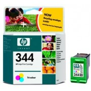 HP № 344 Color Ink Cartrige (14ml) for HP PhotoSmart 325/375, 2610/2710, 8150/8450, DJ 5740,6520/6540,6840, OfficeJet 6210, 7310, 7410, 2355, (up to 417 10x15 photos)