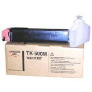 TK-500C Cyan Laser Cartridge for Kyocera C5016N, (8000 pages, 5%)