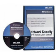 D-Link DS-605 NetDefend VPN Remote Access Software, 5 user license