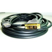 Gembird 1.8m HDMI/DVI Male-Male cable with gold-plated connectors