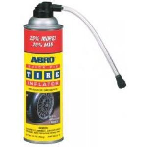 ABRO (QF 35) Аварийный герметик для подкачки и ремонта колес (425 гр