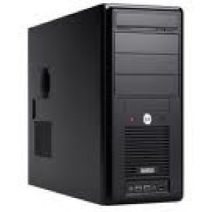 Legenda X3 PC, Intel® Pentium Dual Core E6700 3.2 GHz, 2 GB DDR-II, HDD 500 GB, ATI Radeon 5670 1 GB, DVD-RW, CardReader, Gigabit LAN, COM, LPT, 500W