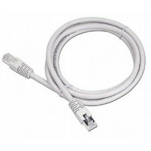 "FTP Patch Cord    3m,  PP22-3M, Cat.5E, molded strain relief 50u"" plugs"
