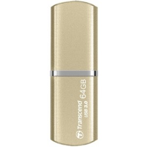 Флешка Transcend JetFlash 820, 64GB, USB3.0, Gold, Metal Case