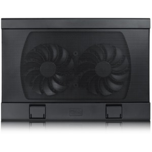 "DEEPCOOL WIND PAL FS up to 15.6"" Black"