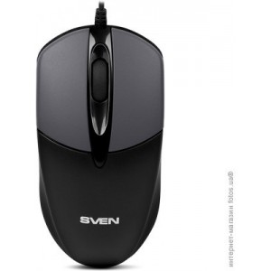Mouse SVEN RX-112 grey, USB