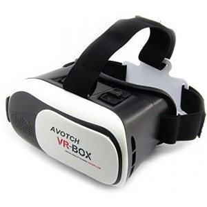 VR Box (with slider forvard cover)