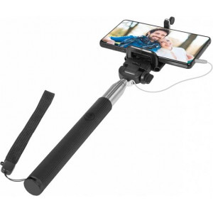 Defender Selfy Master SM-02 black, wired, 20-98 cm (29402)