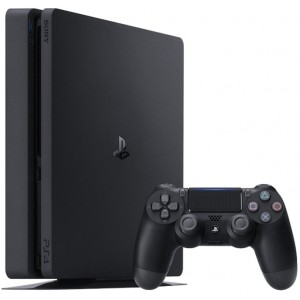 Sony PlayStation 4 Slim 1000 GB / 1 TB Black