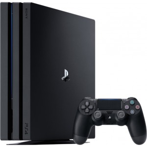 Sony PlayStation 4 Pro 1000 GB / 1 TB Black