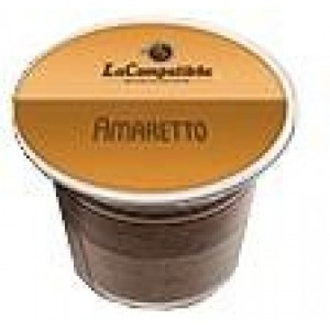 Кофе LaCompatibile Amaretto для Nespresso (100 капсул)