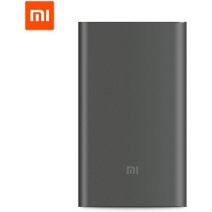 Xiaomi Mi Power Bank 10000 Pro Smart, fast charge, Black