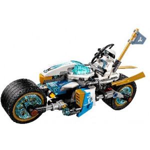Street Race of Snake Jaguar LEGO