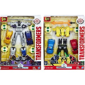 TRA RID TEAM COMBINERS AST HASBRO