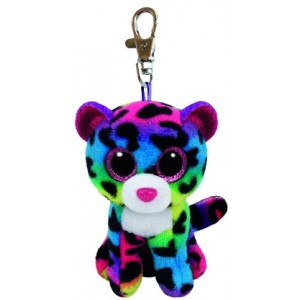 BB DOTTY - multicolor leopard 8,5 cm
