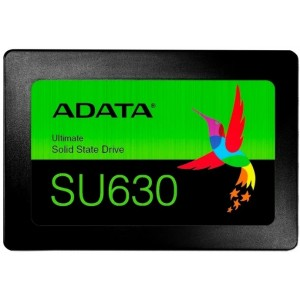 "480GB SSD 2.5"" ADATA Ultimate SU630, 7mm, 3D NAND, Read 520MB/s, Write 450MB/s, SATA III 6.0 Gbps (solid state drive intern SSD/внутрений высокоскоростной накопитель SSD)"
