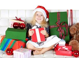Подарки к новый год для девочек про винкс